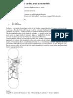 Constructia franelor cu disc pentru automobile.doc