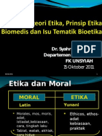 Isu Tematik Bioetika