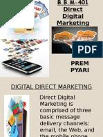 Direct Digital Marketing