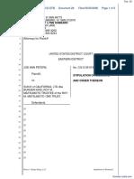 Peters v. Sun-K of California, LTD et al - Document No. 28