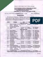 Government NCT Delhi Holiday2015