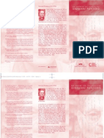 Tríptico XV Prémio de Tradução Giovanni Pontiero 2015