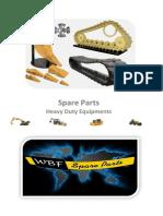 1W) Brochure Spare Parts