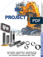 8G) Mining Project - Excavators