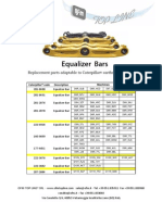 1B) Brochure Equalizer Bar
