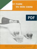 Comment Faire Du Bon Cidre