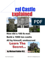 Coral Castle Explained