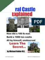 Coral Castle Explained