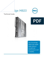 PowerEdge M820 Technical Guide