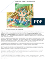 Cuento Del Niño Del Pelo Verde.ggraciela