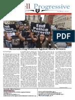 Cornell Progressive May 2015- (Volume XV Issue V)