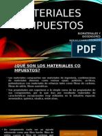 biomateriales densidades