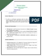Ankur Resume