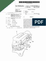 Patent Hammerhead Uniform Pad Wear