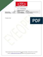 Eyeopen Permanet - Profile Design