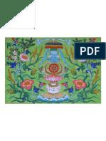 Ocho Símbolos Auspiciosos - Eight Auspicious Symbols