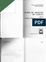 Derecho de familia II. Patria Potestad, Tutela, Alimentos