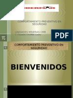 Comportamiento Preventivo en Seguridad Unidades Mineras