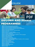 Villa College Degree programs
