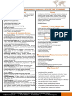 E4 Technologies - Capabilities