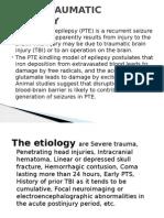 pneumonia Post Traumatic Epilepsy