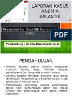 PP Anemia Aplastik