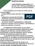ALCATUIREA MENIULUI-SERVIREA CLIENŢILOR .ppt