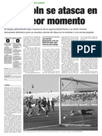150701 La Verdad CG- El Lincoln Se Atasca en El Peor Momento p.16