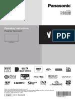 Panasonic Viera Manual