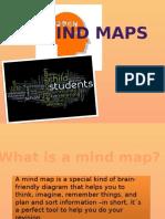 mind maps simple presentation