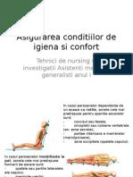 Asigurarea Conditiilor de Igiena Si Confort 2