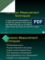 Tecnicas Para Evaluar Corrosion