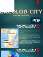 Bacolod Proposal (Information)
