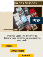 Historia Das Missoes