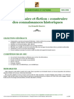 Documentaire et fiction