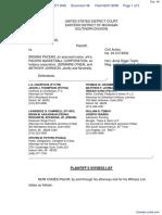 Haddad v. Indiana Pacers et al - Document No. 48