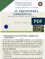 MONITOREO AMBIENTAL