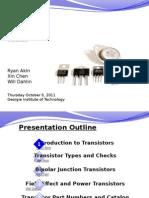 Transistors F11