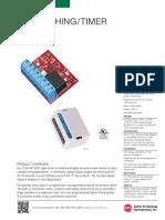 STI LT-1 Data Sheet