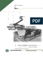 Informe Teatro Nacional