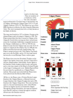 Calgary Flames - Wikipedia, The Free Encyclopedia