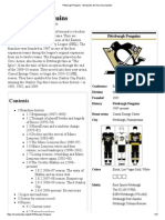 Pittsburgh Penguins - Wikipedia, The Free Encyclopedia