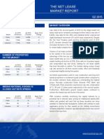 Net Lease Research Report 2015 Q2