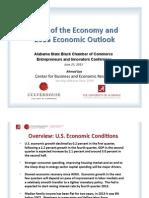 2015 Alabama Economic Outlook
