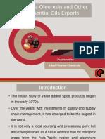 Oleoresin paprika is the popular food additive