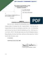 Datatreasury Corporation v. Wells Fargo & Company et al - Document No. 212