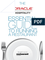 Oracle Hospitality Essential Guide 2540453