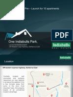 One Indiabulls Park
