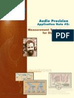 AudioPrecision_AN5_DigitalAudioMeasurement