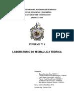 Informe n 2 de Hidraulica--PDF